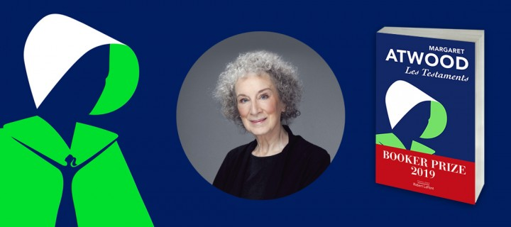 Margaret Atwood remporte le Booker Prize 2019 !