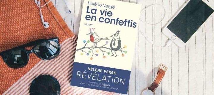 """Hélène Vergé : """"J'ai goûté pour la première fois aux joies de l'écriture vers 10 ans"""""""
