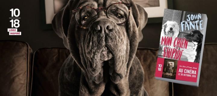 """Derrière """"Mon chien Stupide"""", le film: John Fante, l'idole"""