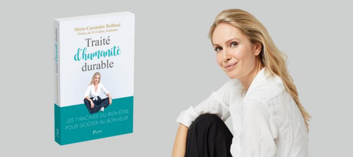 """Marie-Cassandre Bultheel : """"L'humanité durable, c'est renouer l'humain avec sa propre humanité, avec son essence"""""""