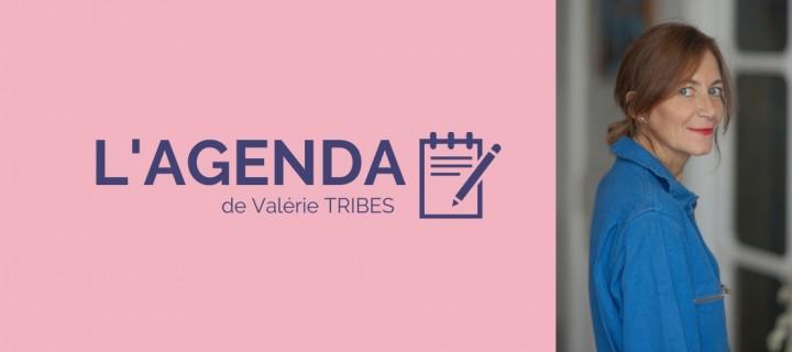 L'agenda de Valérie Tribes