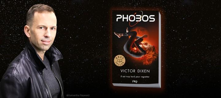 """Victor Dixen : """"J'ai voulu raconter une histoire qui mêle à la fois l'excitation de la conquête spatiale et les rouages de la machine médiatique"""""""