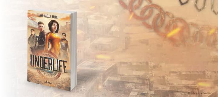 """""""UnderLife"""", une dystopie à la croisée d'""""Hunger Games"""" et """"Alita"""""""