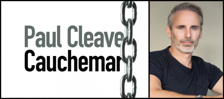 """3 questions à Paul Cleave, à l'occasion de la sortie de son roman """"Cauchemar"""""""