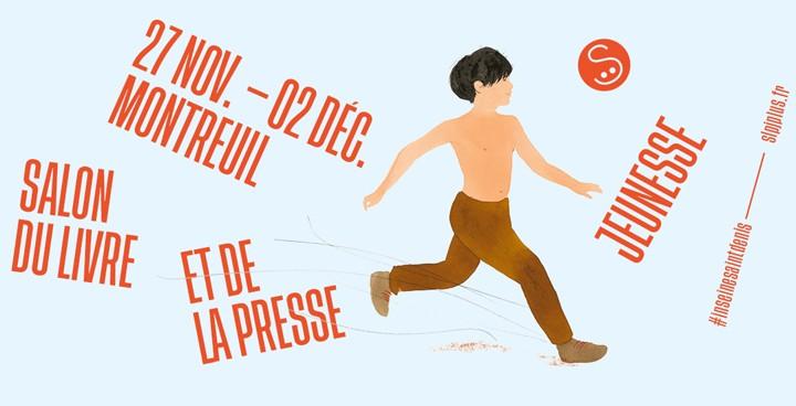 Salon du livre de Montreuil 2019 : tous nos auteurs présents
