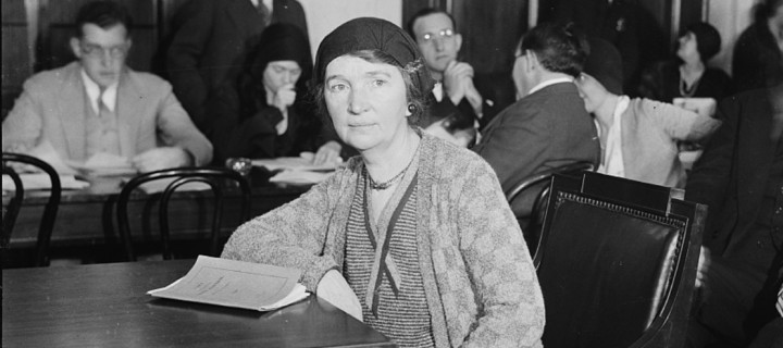 """Terrible vertu"" : qui est Margaret Sanger, l'héroïne du roman d'Ellen Feldman ?"