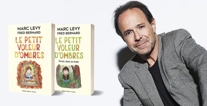 """""""Le Petit Voleur d'ombres"""" : Marc Levy revisite son œuvre la plus tendre"""