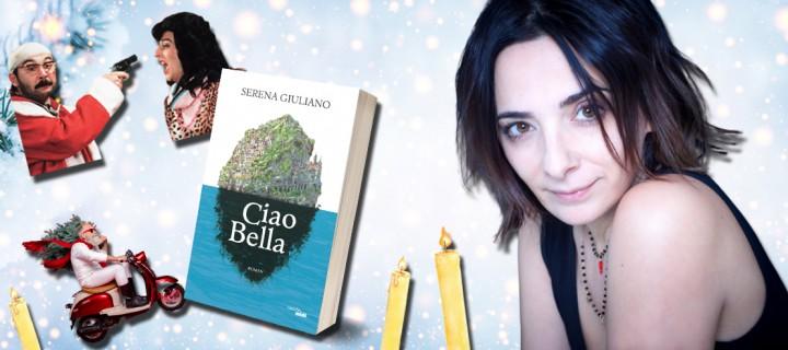 Le Noël des auteurs : 5 questions délicieusement festives à Serena Giuliano
