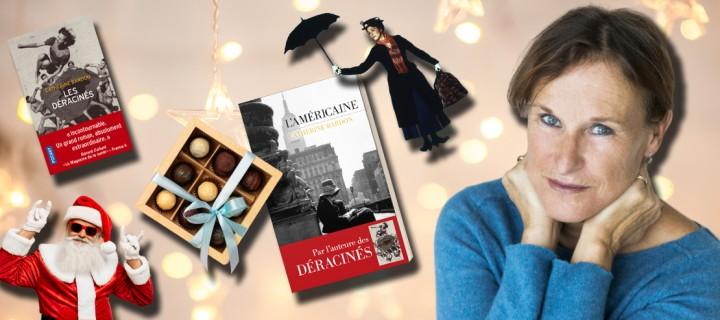 Le Noël des auteurs : 5 questions délicieusement festives à Catherine Bardon