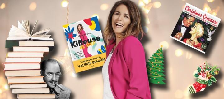Le Noël des auteurs : 5 questions délicieusement festives à Valérie Bénaïm