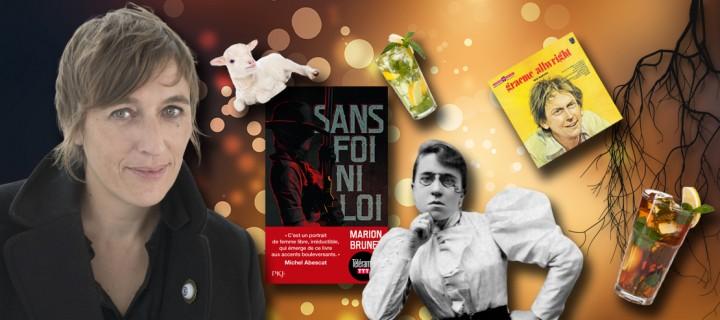 Le Noël des auteurs : 5 questions délicieusement festives à Marion Brunet