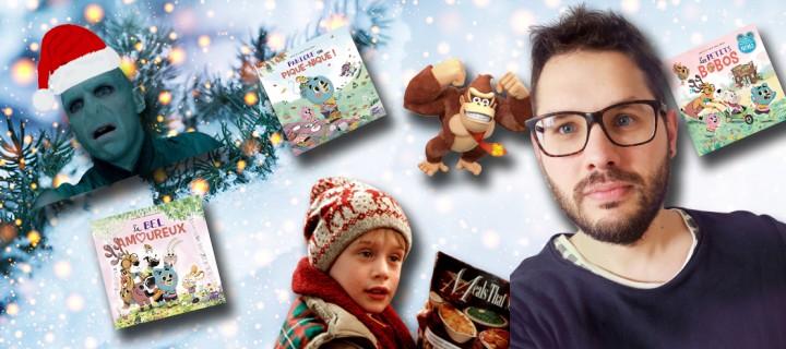 Le Noël des auteurs : 5 questions délicieusement festives à Fabien Öckto Lambert