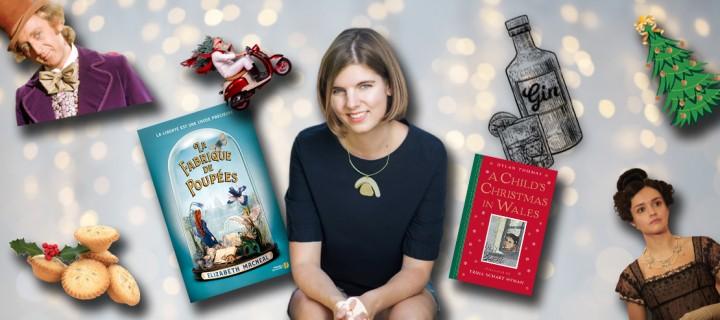 Le Noël des auteurs : 5 questions délicieusement festives à Elizabeth Macneal