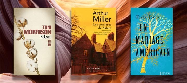 16 livres qui racontent l'Amérique