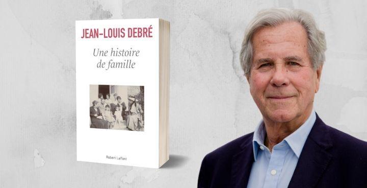 Rencontres et dédicaces : l'agenda de Jean-Louis Debré