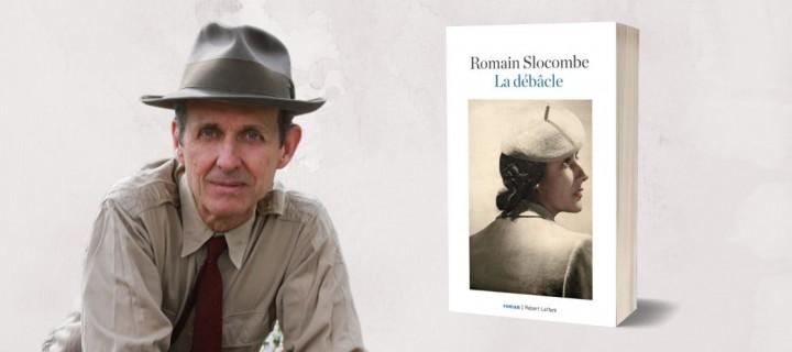 Rencontres et dédicaces : l'agenda de Romain Slocombe