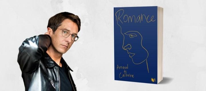 Arnaud Cathrine en dédicace à la Librairie de Paris
