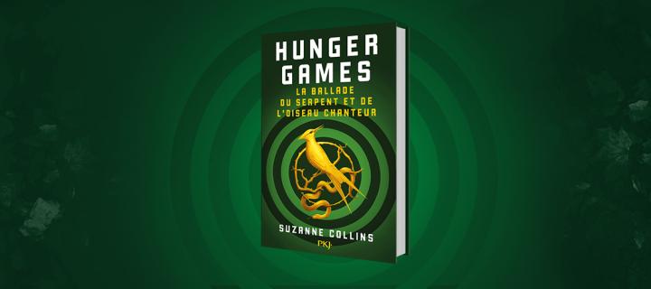 """""""La Ballade du serpent et de l'oiseau chanteur"""" : un extrait du nouveau roman Hunger Games dévoilé"""
