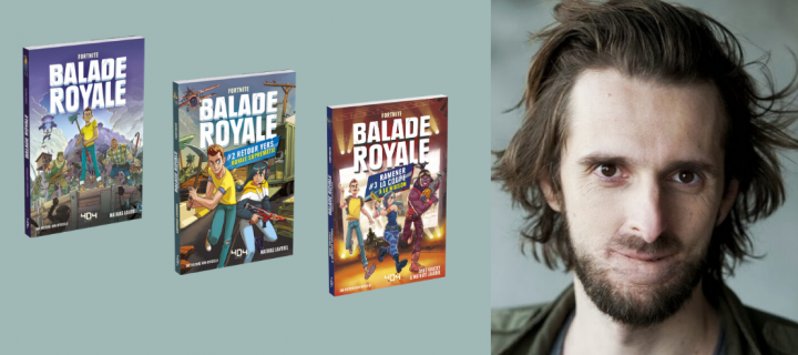 [INTERVIEW] La fabrique d'une fan fiction Fortnite selon Mathias Lavorel
