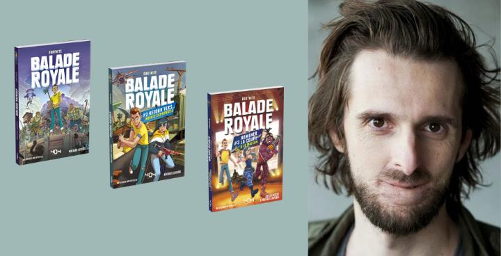 [INTERVIEW] La fabrique d'une fan fiction Fortnite selon Mathias Lavorel