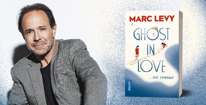 """""""Ghost in Love"""" : l'émouvante variation de Marc Levy sur la filiation"""