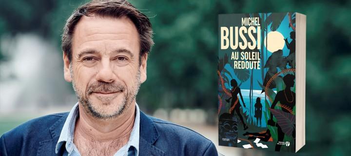 """Michel Bussi en tournée de dédicaces pour présenter """"Au soleil redouté"""""""