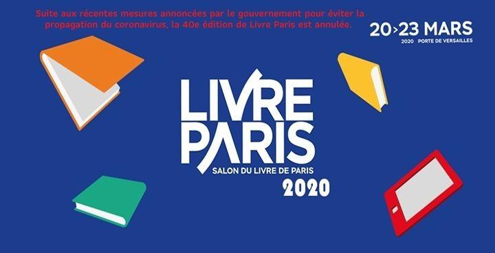 Livre Paris 2020 : tous nos auteurs présents (vendredi et samedi)