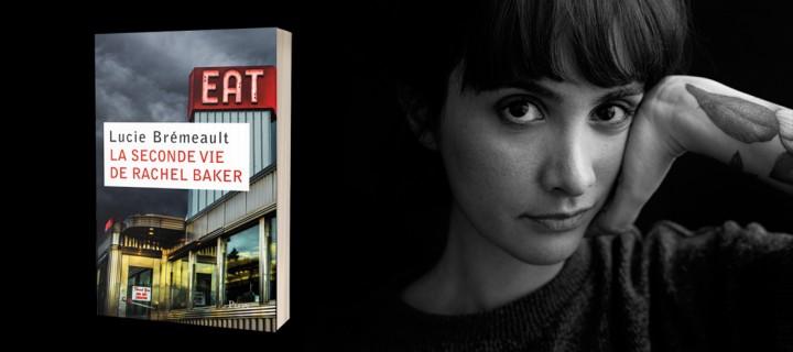"""Lucie Brémeault : """"Mon roman parle d'une femme qui se reconstruit après un drame"""""""