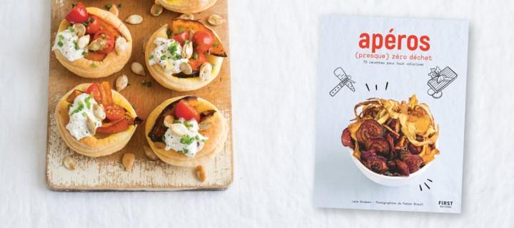"""""""Apéros (presque) zéro déchet"""" : Tartelettes de potimarron"""