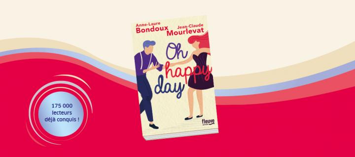 """""""Oh Happy Day"""" : le retour d'un irrésistible duo épistolaire"""