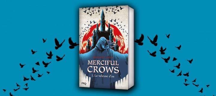 Merciful Crows, tome 1 : Fie rejoint les rangs de nos héroïnes PKJ préférées !