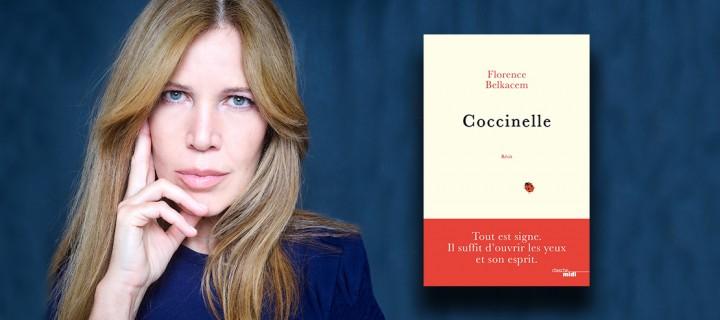 """""""Coccinelle"""" de Florence Belkacem : un livre poétique qui relie le visible à l'invisible"""