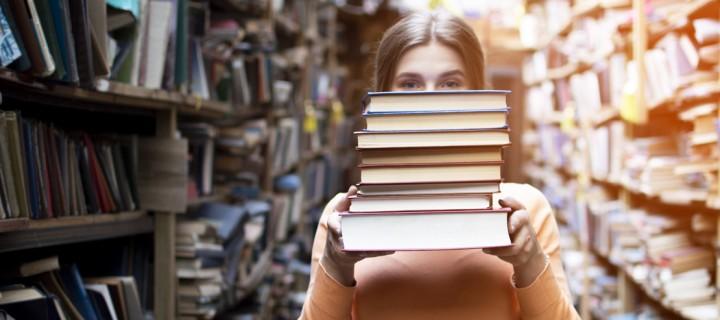 16 livres qui parlent de livres pour le plus grand plaisir des bibliophiles