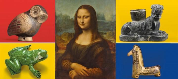 Confinement : découvrir les œuvres du Louvre avec les plus petits sans sortir de chez soi