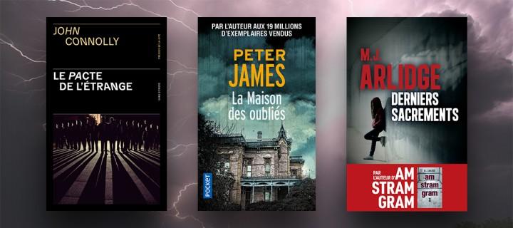 9 thrillers qui flirtent avec l'étrange et le surnaturel