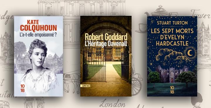 Des crimes et des secrets : 10 romans policiers à dévorer si vous aimez Agatha Christie
