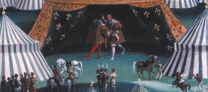 Le camp du Drap d'Or : un duel d'orgueils analysé par Guillaume Frantzwa