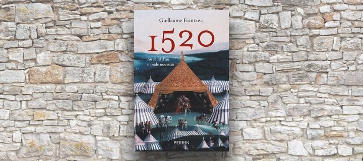 """Guillaume Frantzwa : """"J'ai retenu 1520 comme année de passage d'une époque à une autre"""""""