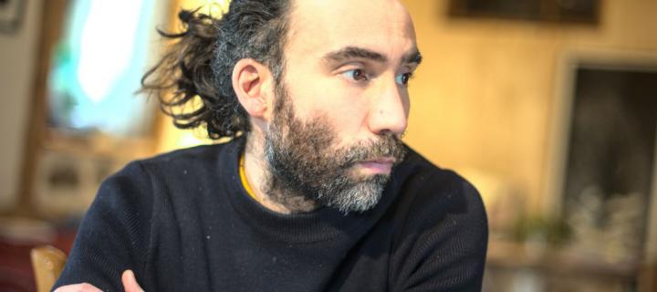 Antonin Sabot, lauréat du prix Jean Anglade 2020 du premier roman