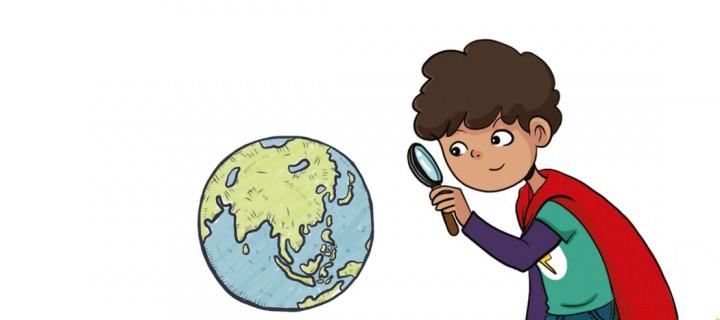 Prendre soin de la planète quand on est un enfant