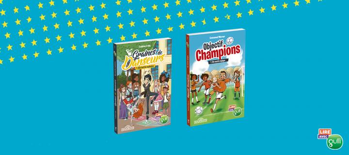 """""""Lire avec Gulli"""" : le label qui incite les enfants à lire"""