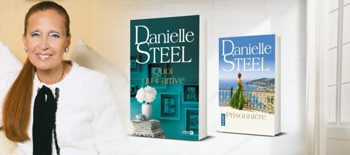 """Danielle Steel : """"J'écris sur des sujets qui nous inquiètent tous"""""""