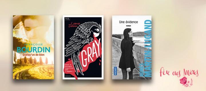 Fêtes des mères : 20 romans passionnants à lui offrir