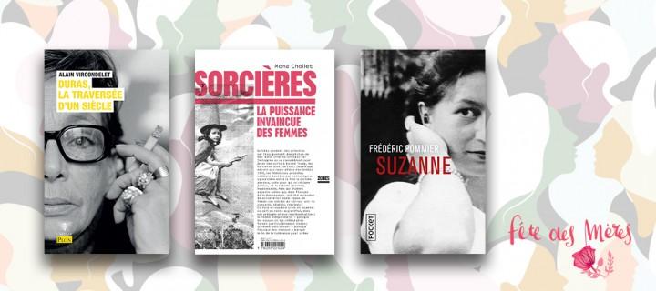 Fêtes des mères : 20 livres sur des femmes inspirantes à lui offrir