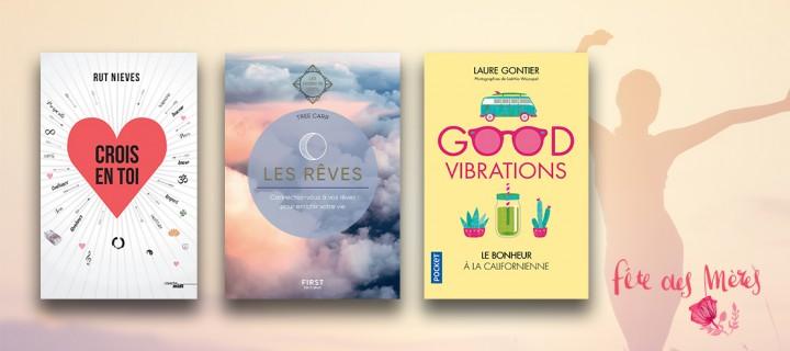 Fête des mères : 20 livres pour l'aider à prendre soin d'elle