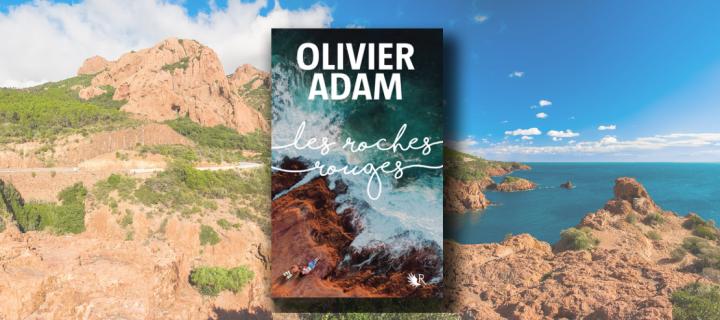 """""""Les Roches rouges"""" : 3 bonnes raisons de plonger dans le nouveau roman d'Olivier Adam"""