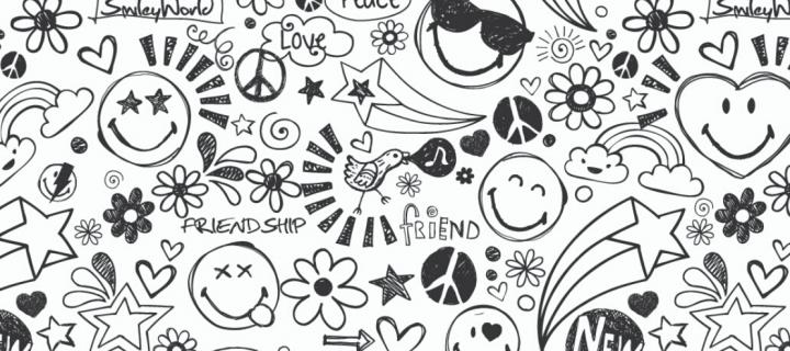 Invitations, masques, jeux : notre kit pour une fête sous le signe des Smileys
