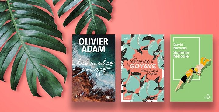 Lectures estivales : 30 romans pour s'évader