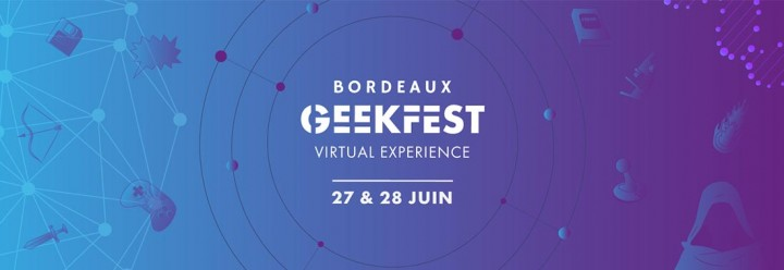 404 Éditions au Bordeaux Geekfest virtuel
