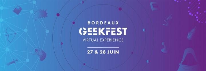 404 Éditions au Bordeaux Geekfest virtuel
